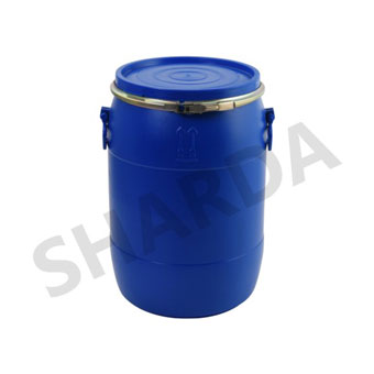55 Kg Full Open Top Drums